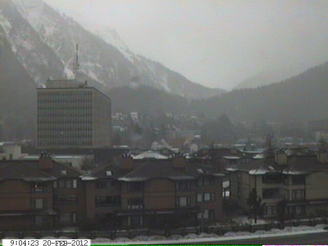 Juneau in March