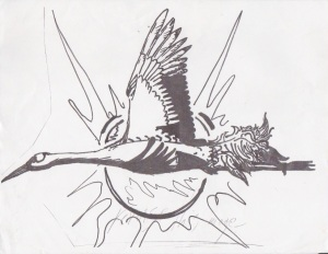Isaac's Kingfisher